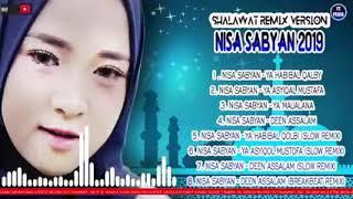Download lagu dj shalawat nissa sabyan spesial ramadhan 2019 nissa sabyan versi remix MP3