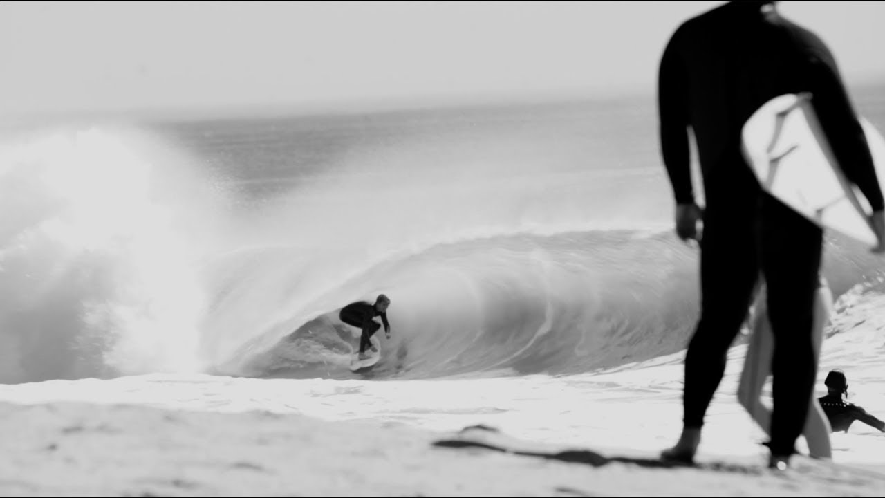 Zuma Beach, Malibu, California - Zuma beach in the early ... |Surfing Zuma