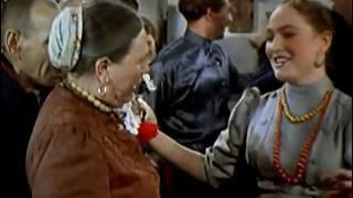 Из фильма Тихий Дон  Свадьба Григория и Натальи   Песня, танец