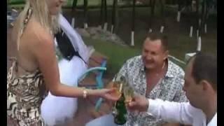 Свадебная шутка