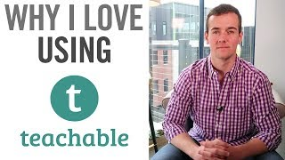 Why I Love Using Teachable 🎓 Best Online Course Platform? (TEACHABLE REVIEW 2018)