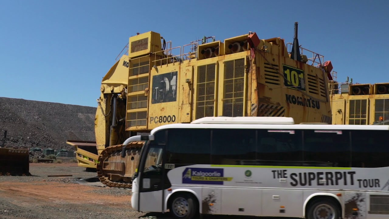 Kalgoorlie Tours and Charters