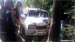 CRASH - Fodo Imre - Lada VFTS - ISEUM Rallye
