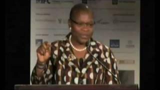 Obiageli Ezekwesili at the Ai Investment Climate Summit