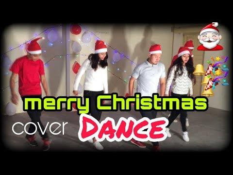 Merry Christmas jingle bells hip hop dance - YouTube