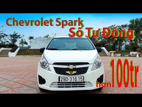 Chevrolet Spark Số TỰ ĐỘNG nhập Hàn đời chót Hơn 100Tr LIỆU CHIẾC XE NÀY CÓ ĐÁNG ĐỂ SỞ HỮU