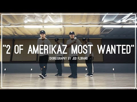 """2Pac """"2 of Amerikaz Most Wanted"""" Choreography by Jed Florano"""