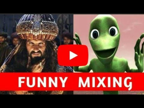 Khali bali ho gya he dil( Very Very funny mixing)|| Bollywood song||