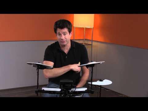 Johnny Rabb demos Roland TD-1K