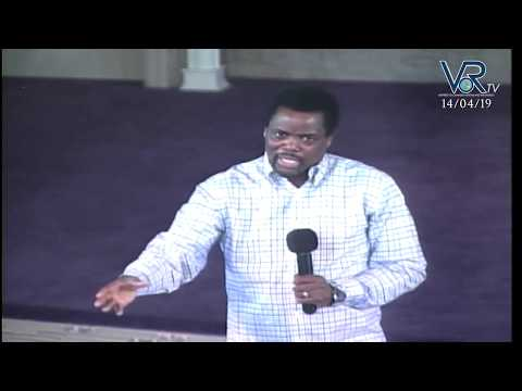 New Prophecy For Zimbabwe  - Prophet Tom   ( April 14, 2019)
