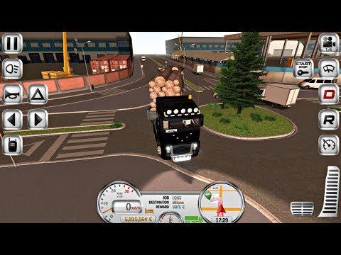 Euro truck simulator #5 | del Bern a Milano | JC Gamer