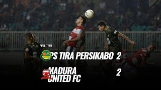 Download Video [Pekan 8] Cuplikan Pertandingan PS. TIRA Persikabo vs Madura United FC, 12 Juli 2019 MP3 3GP MP4