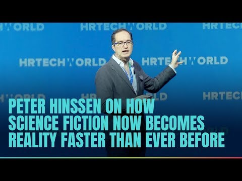 How science fiction now becomes reality faster than ever before
