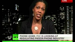 Predatory prison system takes advantage of phone services