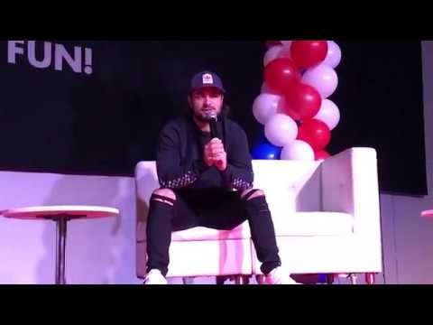 New York Rangers Mats Zuccarello At The Event Center At Iplay