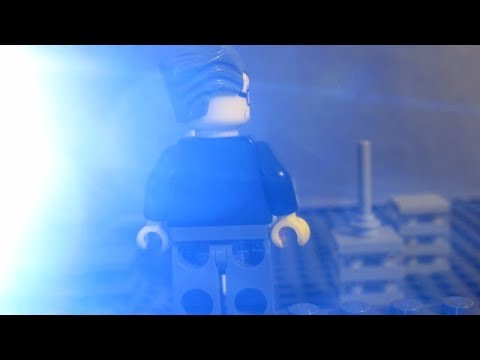 MARVEL: Saying Goodbye to an Icon - A Lego Stop Motion