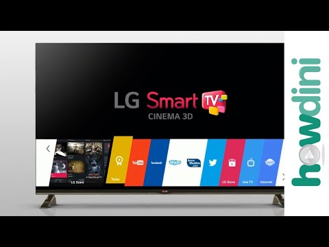 What is the Next Level in Smart TVs?   LG Smart TV