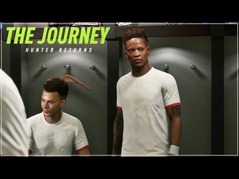 FIFA 18 Indonesia The Journey Hunter Returns: Renggangnya Hubungan Alex Hunter & Dele Alli?! #32