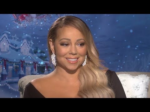 Mariah Carey Listens to WHO for Christmas Music?