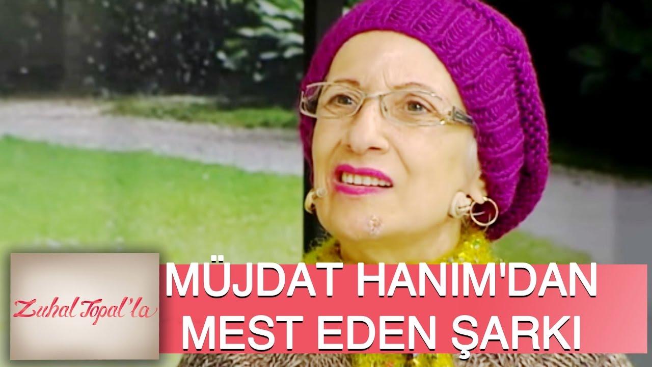 Zuhal Topal'la 41.Bölüm (HD) | Müjdat Hanım'dan Talibine Özel Şarkı!