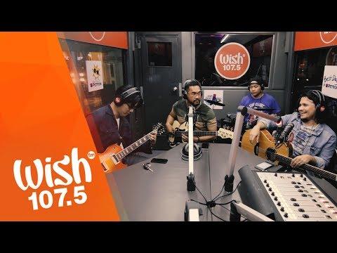 "Sponge Cola performs ""Kailangan Kita"" LIVE on Wish 107.5 Bus"