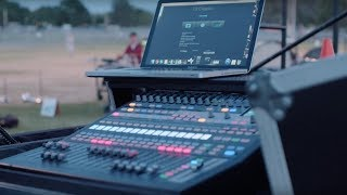 PreSonus StudioLive mix systems and the Blue Devils