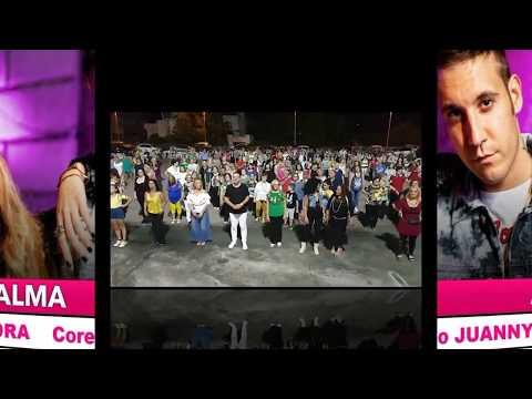 UNA VOLTA ANCORA FRED DE PALMA Feat ANA MENA Coreo Juanny', Giorgio e Rosa SEGUE VIDEO DI SPALLE
