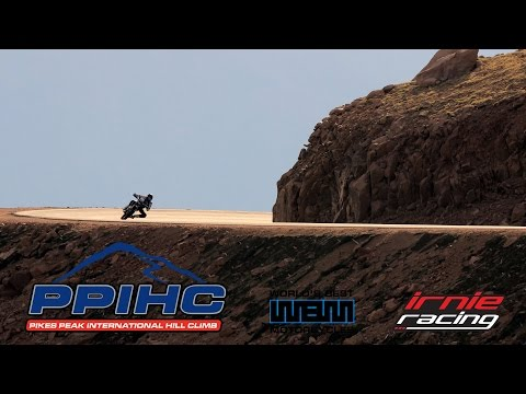 Pikes Peak Hill Climb 2016 - Electric Supermoto | IRNIERACING