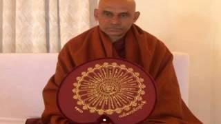 Ven Udairiyagama Dhammajeewa Thero - ආනා පාන සති භාවනාවට සහ සක්මන් භාවනාවට කමටහන්