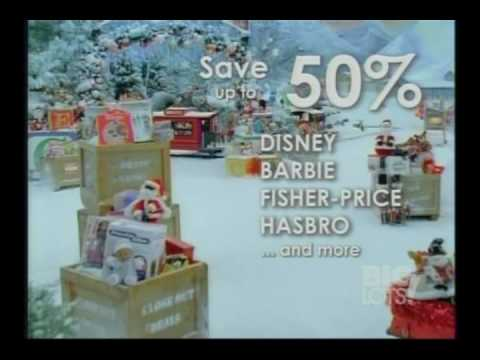 christmas big lots commercial - Big Lots Christmas Commercial