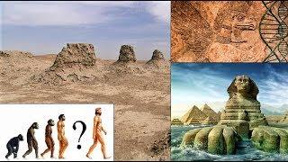 Hidden Origins and Forbidden History, Nephilim, Antediluvian Civilizations, Emerald Tablets, Anunna