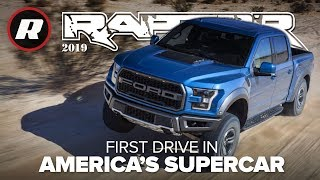 2019 Ford F-150 Raptor: First drive in 'Murica's supercar