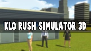 Klo Rush Simulator 3D | Android Gameplay Deutsch