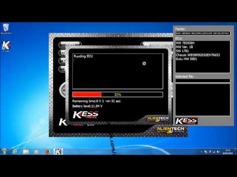 Regal Tuning ECU Remapping how to read a file with Kess v2  Remapping &  Chiptuning Tool