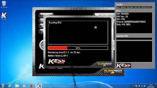 Regal Tuning ECU Remapping how to read a file with Kess v2. Remapping & Chiptuning Tool