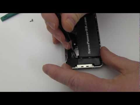 How To Replace Your Apple IPhone 4 Battery