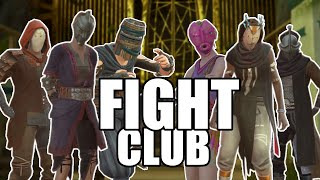 Absolver Fight Club