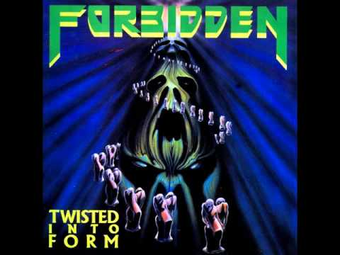 Forbidden - Twisted Into Form [Full Album] 1990