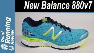 New Balance 880v7 Review