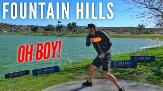Windy Practice Round at Fountain Hills | McBeth, Ulibarri, McBeth, Smith