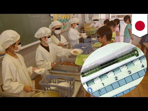 【異物混入!】富山県の小学校給食にボルト