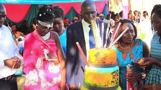 Download Video Everyoung Ajulu - Monica Introduces Akena [ Acholi Traditional Marriage Lakubukubu Music] MP3 3GP MP4