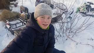 Фильм клип, Староверы Сибири. Отдых, охота, рыбалка 2018
