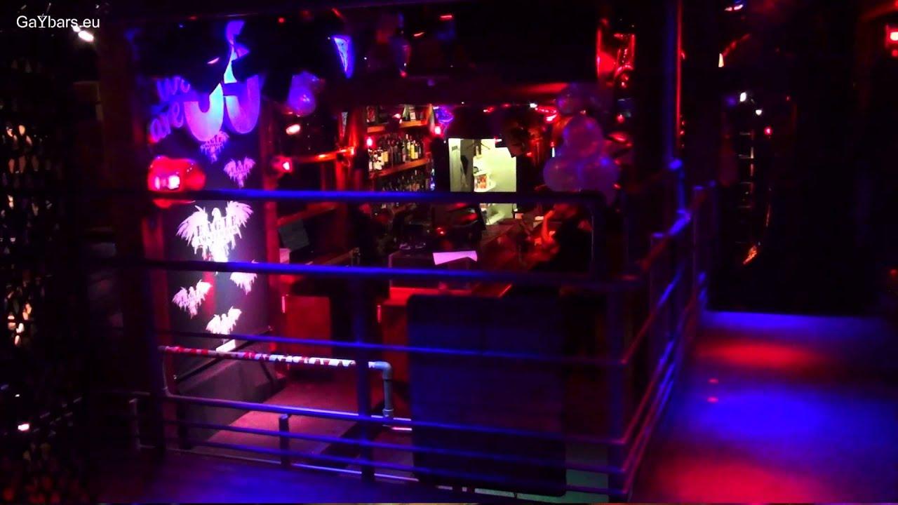 Eagle Bar Amsterdam 35ste verjaardag - YouTube