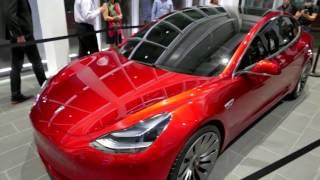 2018 Tesla Model 3 - AutoCar TV NewCar.