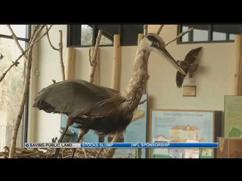Friends of Fountain Creek Nature Center make major donation