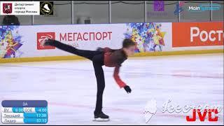 Кирилл САРНОВСКИЙ ПП Кубок Москвы 2021