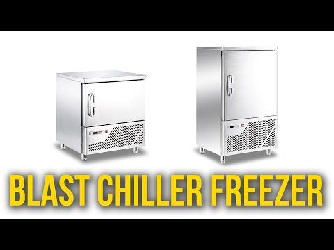 Grandchill Commercial Blast Chiller Freezer