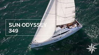 Sun Odyssey 349 - by Jeanneau
