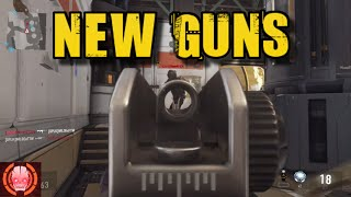 cod aw legendary guns gameplay m16 ak47 cel 3